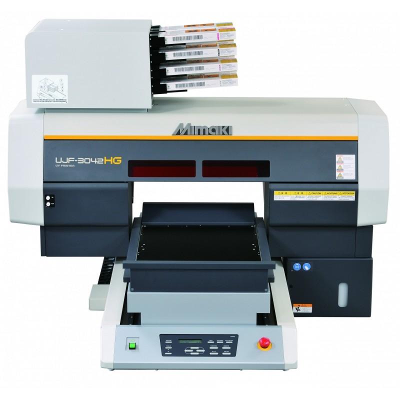 Plotter de impressão UV Mimaki UJF-3042...